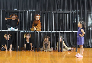 curso de verano teatro para niños 2019 e
