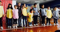 actuación para niños
