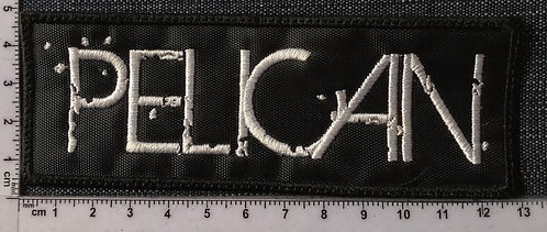 PELICAN - LOGO EMBROIDERED PATCH