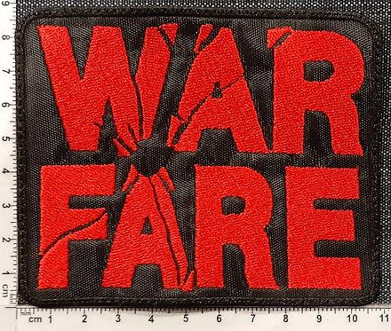WARFARE - LOGO Patch