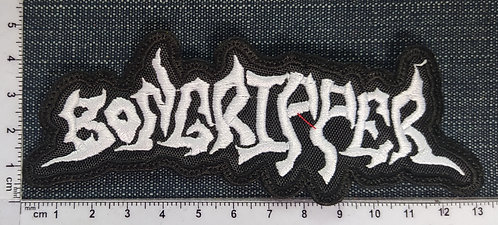 BONGRIPPER - LOGO EMBROIDERED PATCH