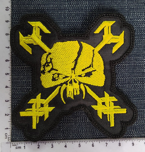 IRON MAIDEN - FINAL FRONTIER EMBROIDERED PATCH