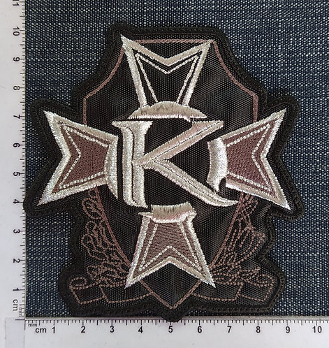 KAMELOT - LOGO EMBROIDERED PATCH