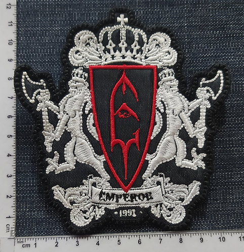 EMPEROR - 1991 EMBROIDERED PATCH