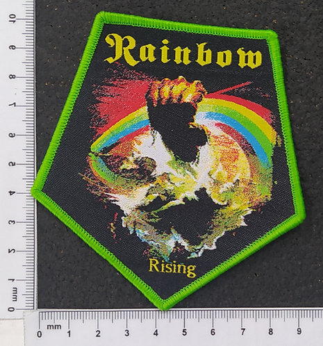 RAINBOW - RISING WOVEN PATCH