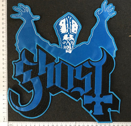 GHOST  - EPUS EPONYMUS EMBROIDERED BACK PATCH