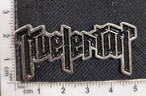 KUELEVERTAK - LOGO METAL PIN