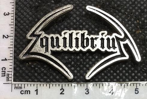 EQUILIBRIUM - LOGO METALPIN