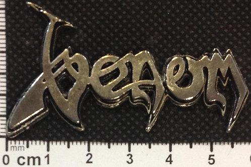 VENOM -  LOGO Metal Pin