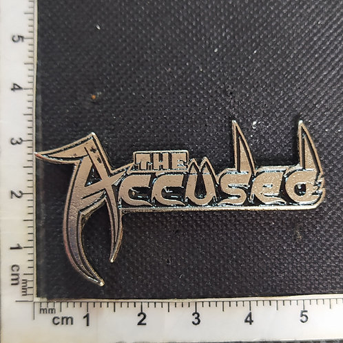 ACCUSED, THE - METAL PIN