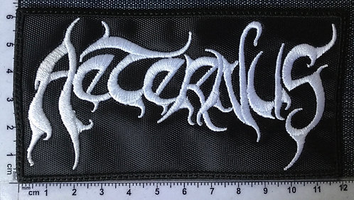 AETERNUS LOGO - EMBROIDERED PATCH