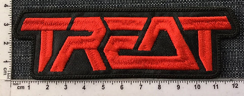 TREAT - LOGO EMBROIDERED PATCH