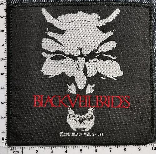 BLACK VEIL BRIDES - Devil Woven Patch