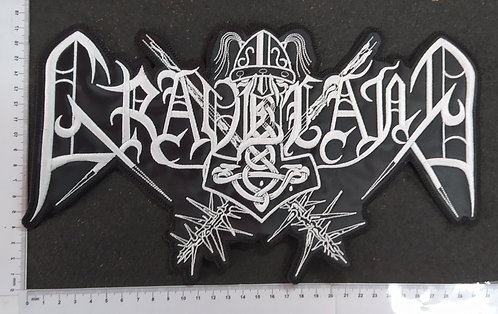 GRAVELAND - LOGO EMBROIDERED BACKPATCH