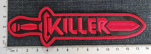 KILLERS - LOGO EMBROIDERED PATCH