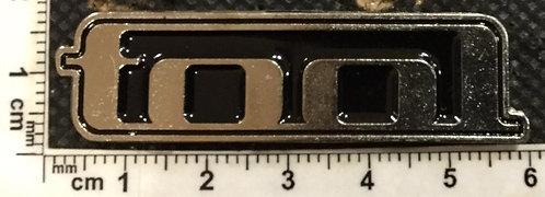 TOOL - LOGO Metal Pin