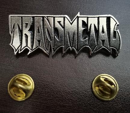 TRANSMETAL - LOGO Metal Pin
