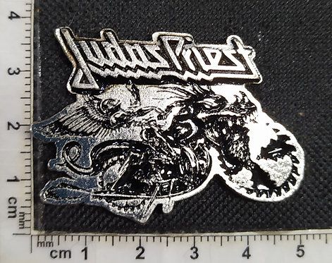 JUDAS PRIEST - PAINKILLER Metal Pin