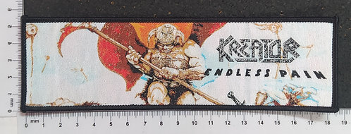 KREATOR - ENDELESS PAIN WOVEN PATCH