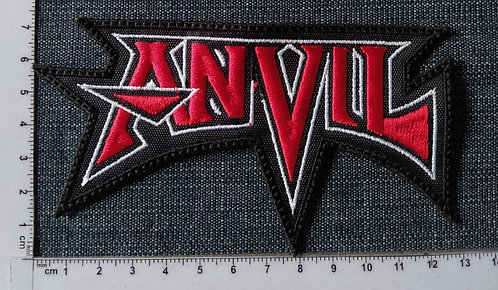ANVIL - LOGO EMBROIDERED PATCH
