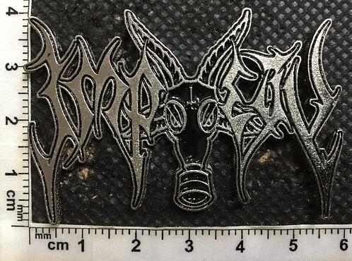 IMPIETY - MASK METAL PIN