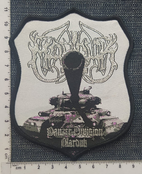 MARDUK - PANZER DIVISION WOVEN PATCH