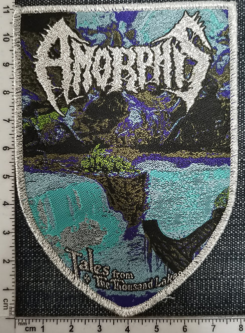 AMORPHIS - Tales Fron the Thousand Lakes Woven Patch