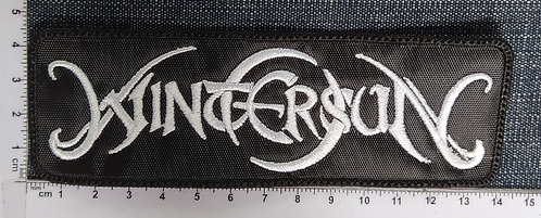 WINTERSUN - LOGO EMBROIDERED PATCH