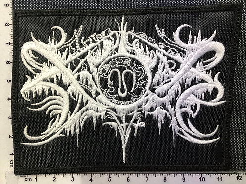 XASTHUR - LOGO EMBROIDERED PATCH