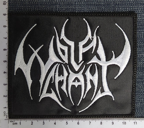 WOLFCHANT - LOGO EMBROIDERED PATCH