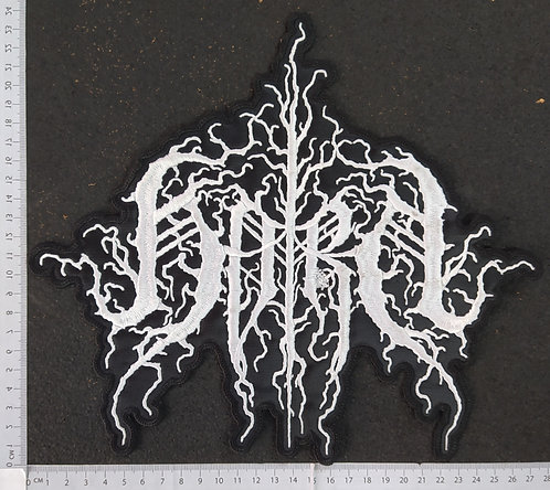 HORN - LOGO EMBROIDERED BACK PATCH
