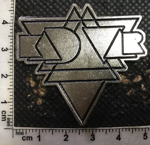 KADVAR- LOGO Metal Pin