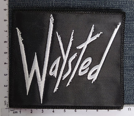 WAYSTED - LOGO EMBROIDERED PATCH