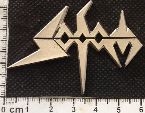 SODOM - LOGO  Metal Pin