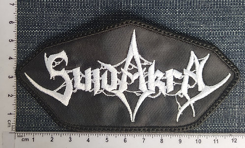 SUIDAKRA - LOGO EMBROIDERED PATCH