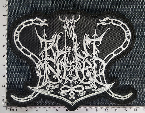 BLUT AUS NORD - EMBROIDERED PATCH