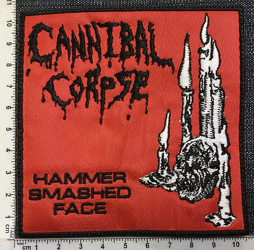 CANNIBAL CORPSE - HAMMER... PATCH