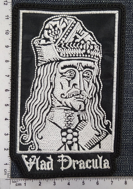VLAD TEPES - EMBROIDERED PATCH