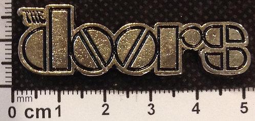 THE DOORS - LOGO   Metal Pin