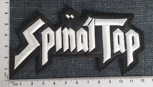 SPINAL TAP - LOGO EMBROIDERED PATCH