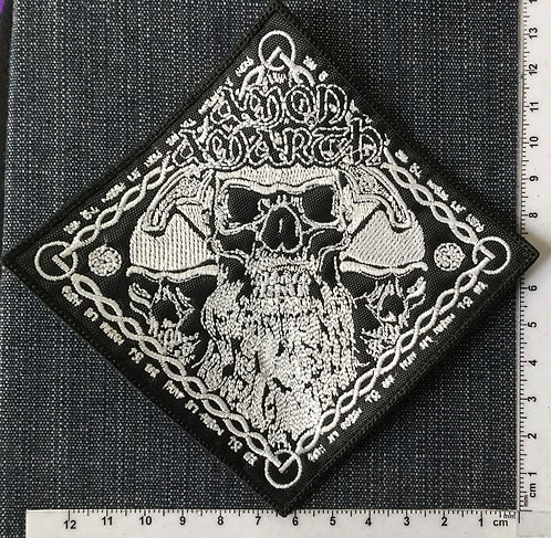 AMON AMARTH - VIKING EMBROIDERED PATCH
