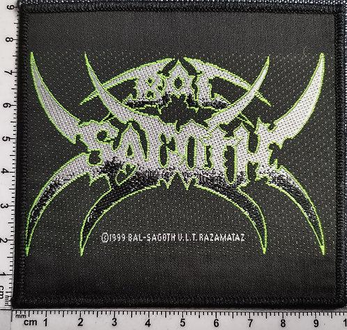 BAL SAGOTH - Green  logoWoven Patch