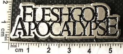 FLESHGOD APOCALYPSE - LOGO METAL PIN
