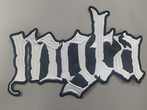 MGLA - LOGO EMBROIDERED BACK PATCH