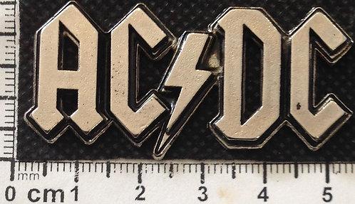 AC/DC - LOGO  Metal Pin