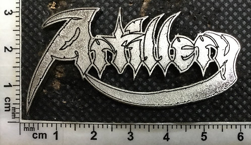 ARTILLERY - Metal Pin