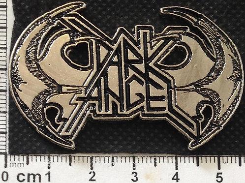 DARK ANGEL - WINGS LOGO   Metal Pin