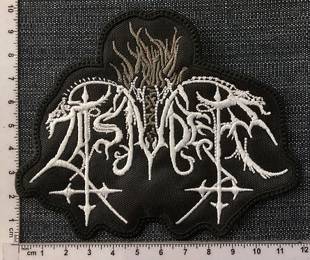TSJUDER - LOGO SHAPE EMBROIDERED PATCH