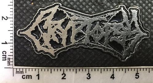 CRYPTOPSY - LOGO Metal pin
