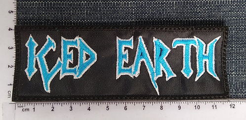 ICED EART - LOGO EMBROIDERED PATCH